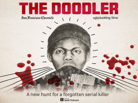 THE DOODLER Released and Tops Podcast Charts
