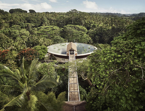 Web Structures Resort named Best in the World