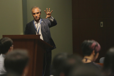 Top Engineer Delivers Eye-opening Singapore Conservation Address