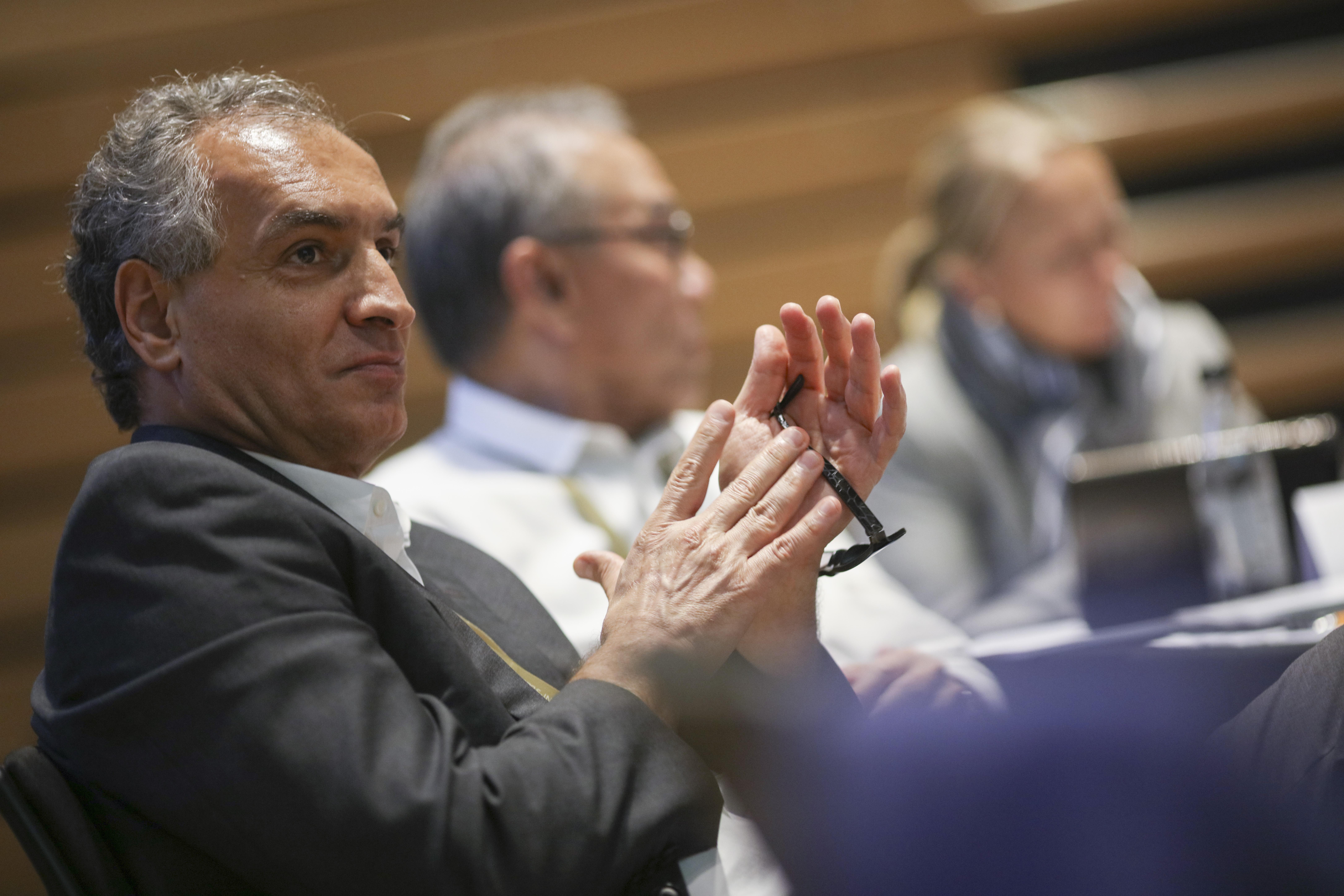 Dr. Hossein Rezai on PDA Jury
