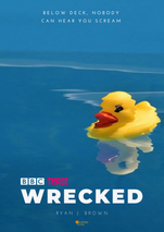 WRECKED by Ryan J Brown