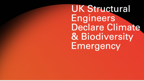 UK Structural Engineers Declare Climate & Biodiversity Emergency