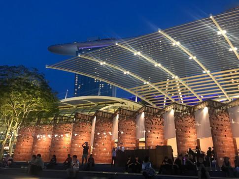 Web Structures at Singapore Architecture Festival 2018