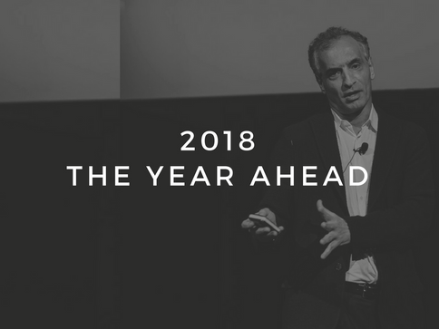 2018: The Year Ahead with Web Director Dr. Hossein Rezai