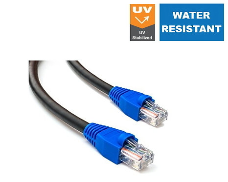 70m OUTDOOR Network Patch Lead Cat.5E - UV stabilized