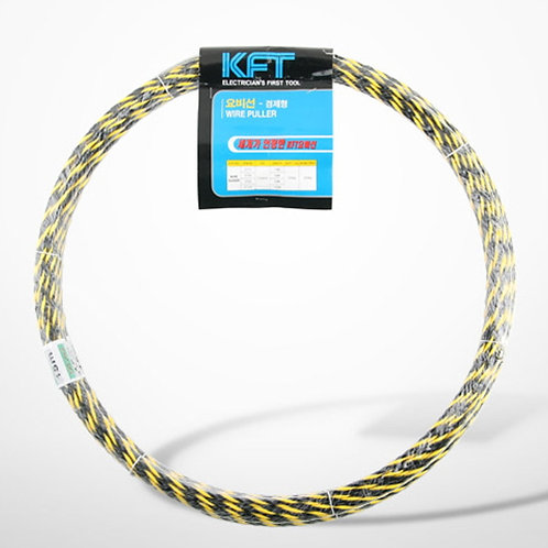 30M 7mm Cable Fish Tape Wire Puller - Premium Tested 700kg