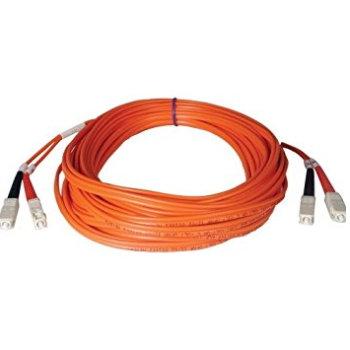 1.5m SC-SC Multimode Fibre Optic Patch Lead (Duplex)