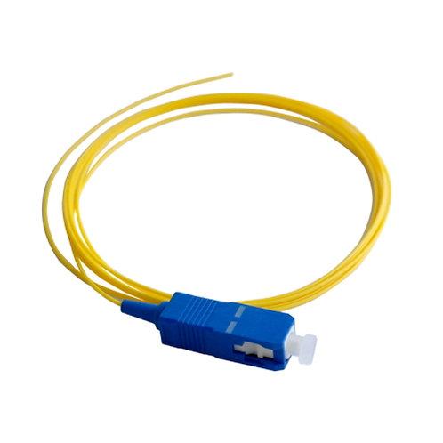 1.5m SC Singlemode Fibre Optic Pigtail -1pk / 10pk