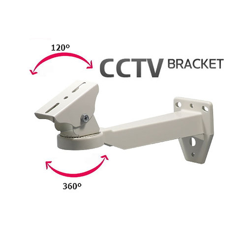 Tilt Ceiling & Wall Mount CCTV camera Bracket