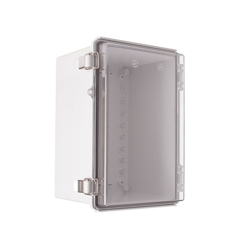 135x185x85 Clear LID Waterproof Polycarbonate Electrical Enclosure Junction Box
