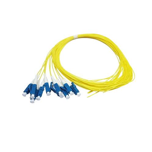 1.5m LC Singlemode Fibre Optic Pigtail- 1pk / 10pk
