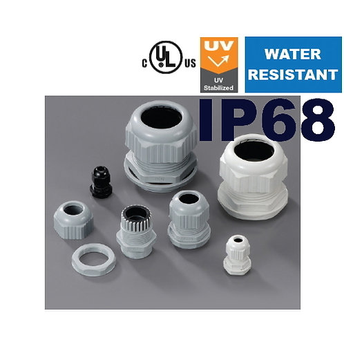 IP68 Waterproof Cable Glands UL Listed -Top Grade