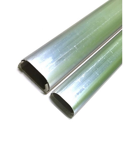 High-strength Cable Ducting - Aluminium cover 45mm x 20mm x 1m - Self Adhesive