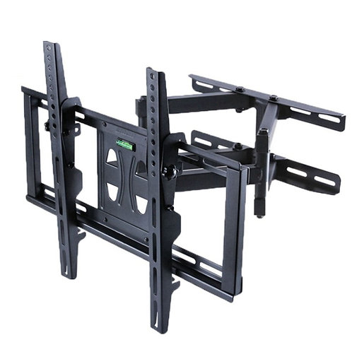 32 - 55 inch Tilt Swivel Full-motion Wall Mount TV Monitor Bracket