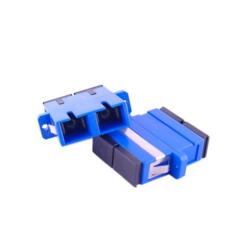 SC Type thru-connector DUPLEX (Coupler)