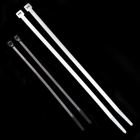 Cable Ties 270mm x 6.1mm (Premium quality: Heavy Duty) - 1 pack: 100ea