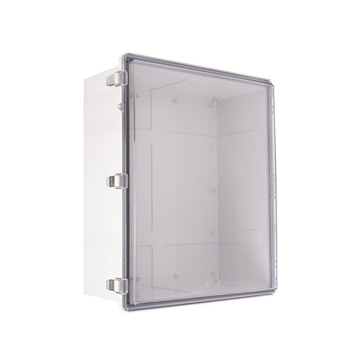 530x630x185 Clear LID Waterproof Polycarbonate Electrical Enclosure Junc