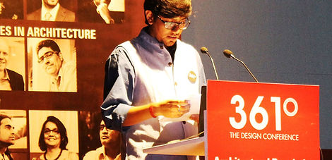 Siddhant-Shah-curating-a-panel-discussion-on-Design-Revolution-_-361-Design-Conference-1-2