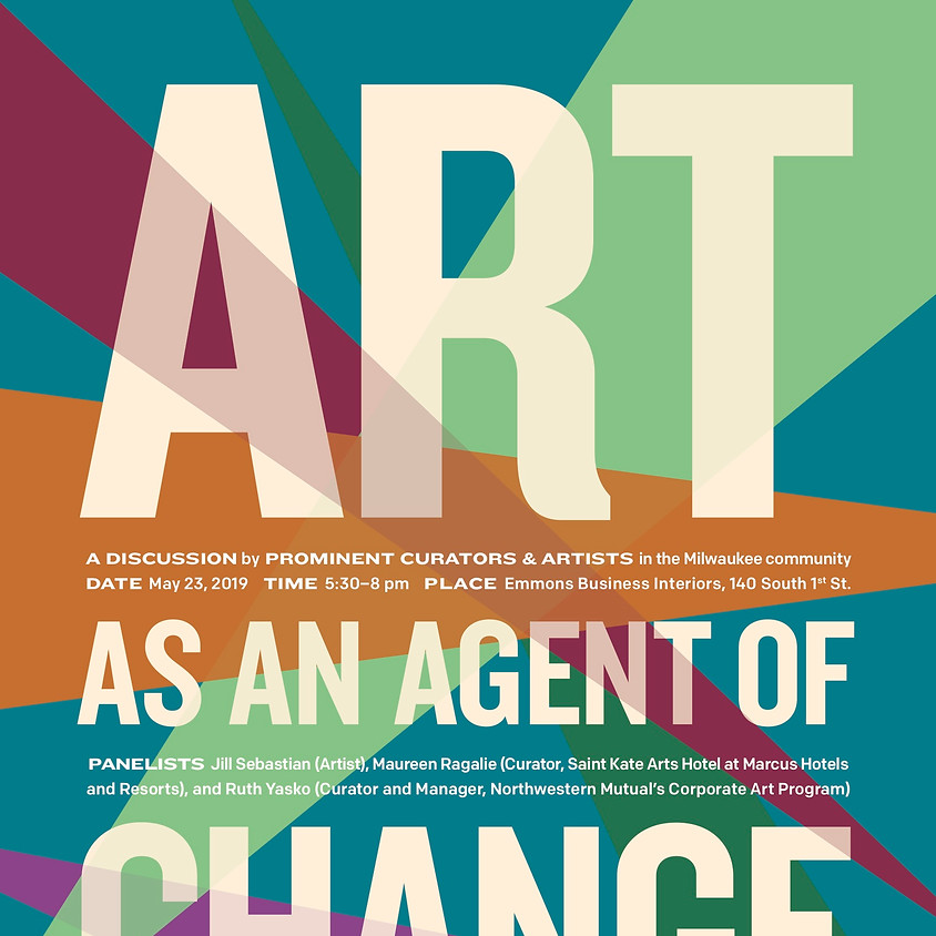 Art as an Agent of Change in the Workplace