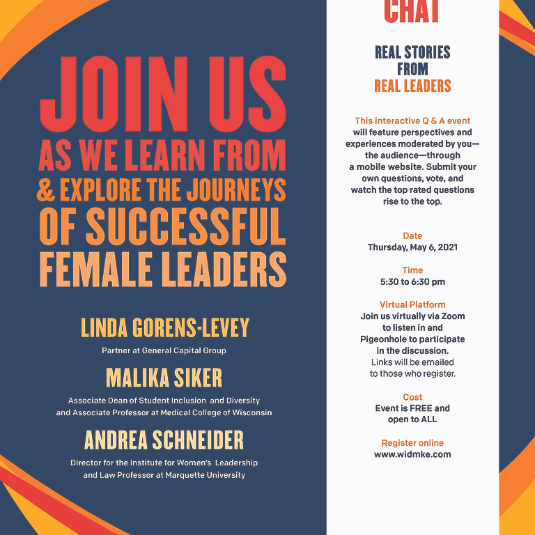 WID Fireside Chat - Real Stories from Real Leaders