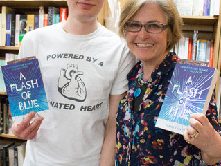 """ONE TRANSPLANT, TWO BOOKS AND SEVEN DAYS TO SAY """"I DO"""""""