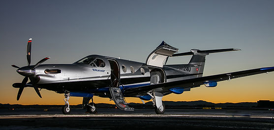 Fly a PC-12NG Private Jet Charter