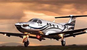 Pilatus PC-12 Private Jet Charter