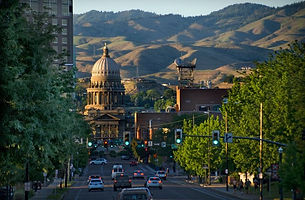 Private Jet Charter to Idaho