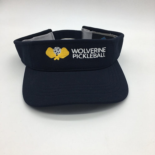 Performance Visor- Navy