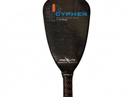Paddle Review - Cypher Pro Black Diamond Series