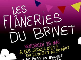 Les Flâneries du Brivet, jeudi 30 août, Méan Penhoet
