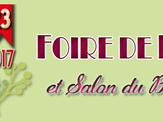 Salon du bien-être à Blain les 21, 22 et 23 avril