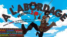Festival A l'abordage, samedi 22 septembre à St Nazaire