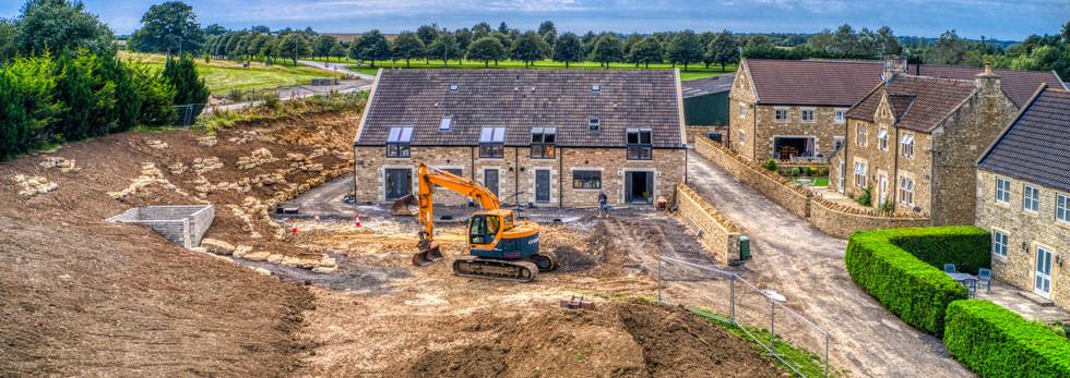 Cumberwell Park Holiday Cottages, Cumberwell, Bradford On Avon, Wiltshire - Catherine Fallon Operations