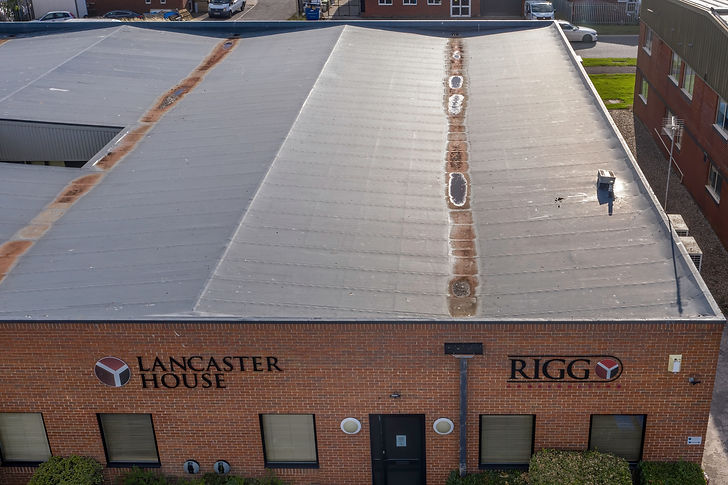 Roof Suvey Image - Catherine Fallon Operations