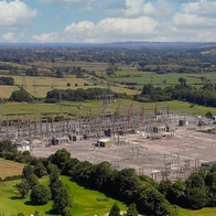 Electricity Grid Substation,  Melksham, Wiltshire - Catherine Fallon Operations
