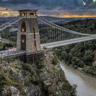 Clifton Suspension Bridge, Clifton, Bristol - Catherine Fallon Operations