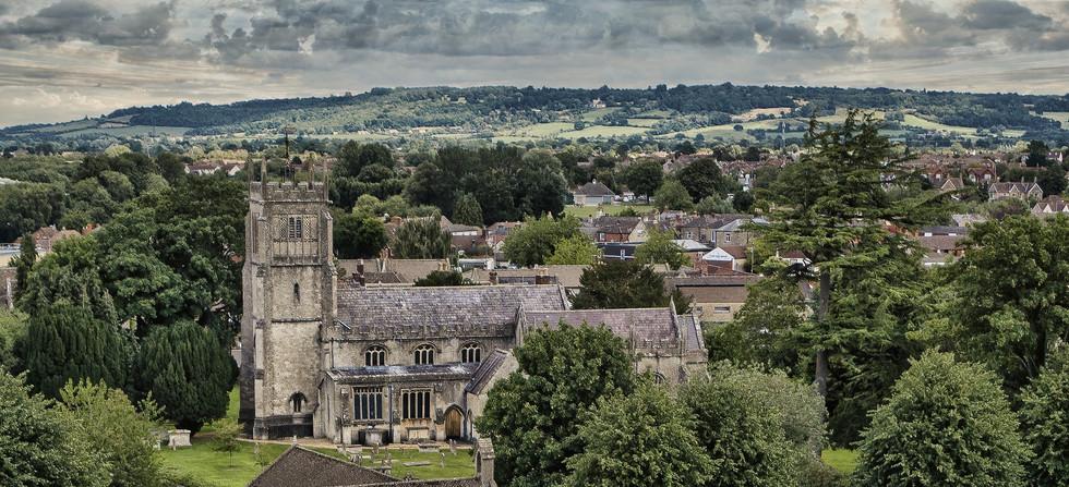 St Michael & All Angels' Church, Melksham, Wiltshire - Catherine Fallon Operations