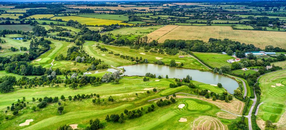 Cumberwell Park Golf Club, Cumberwell, Bradford On Avon, Wiltshire - Catherine Fallon Operations