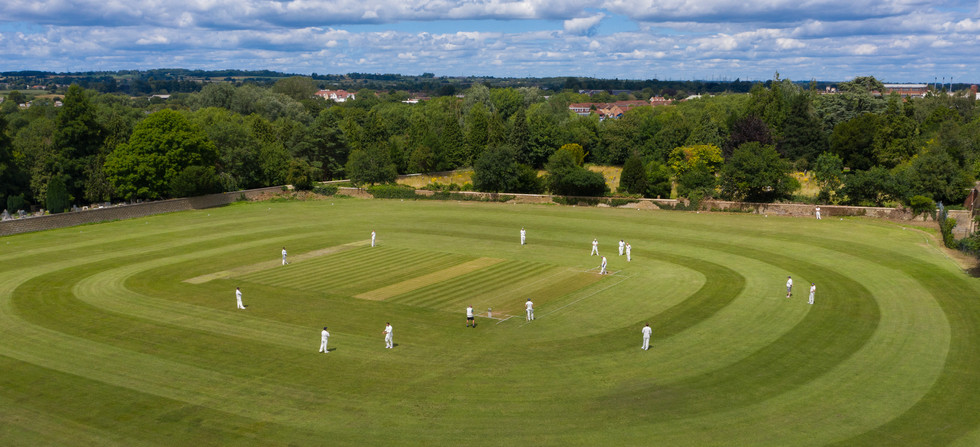 Melksham Cricket Club, Melksham, Wiltshire - Catherine Fallon Operations