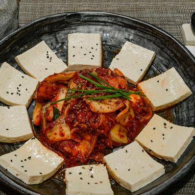 Korean Tofu Steak