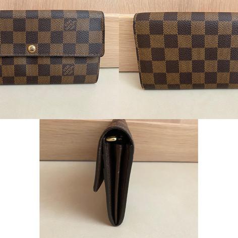 Louis Vuitton - Sarah CA1016  prijs: 375€  ref.: 00578