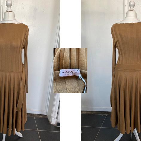 Manto Italy maat: XL  prijs: 290€  ref. 00851