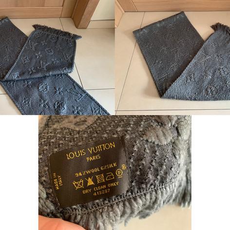 Louis Vuitton - dikke sjaal  prijs: 290€