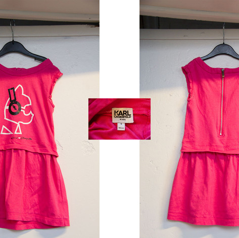 Karl Lagerfeld maat: 102  4j  prijs: 30€  ref. 00421
