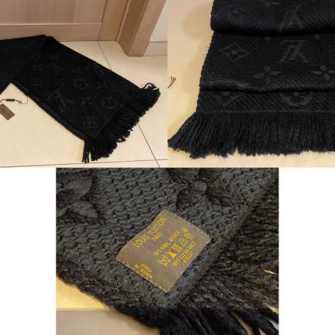 Louis Vuitton - dikke sjaal  prijs: 280€  ref. 00417