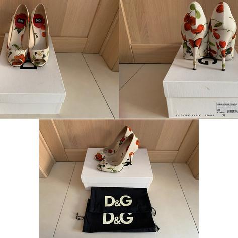 Dolce&Gabbana maat: 37  prijs: 210€
