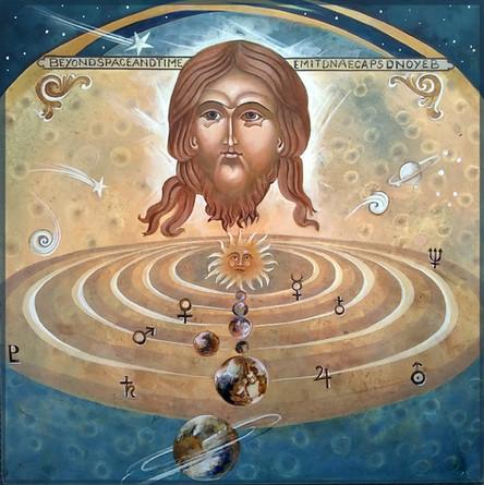 Jesus Christ Space and Wisdom