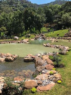 Albercas naturales, Floriade SMA