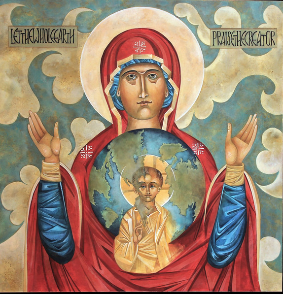 Mary of the Sign icon
